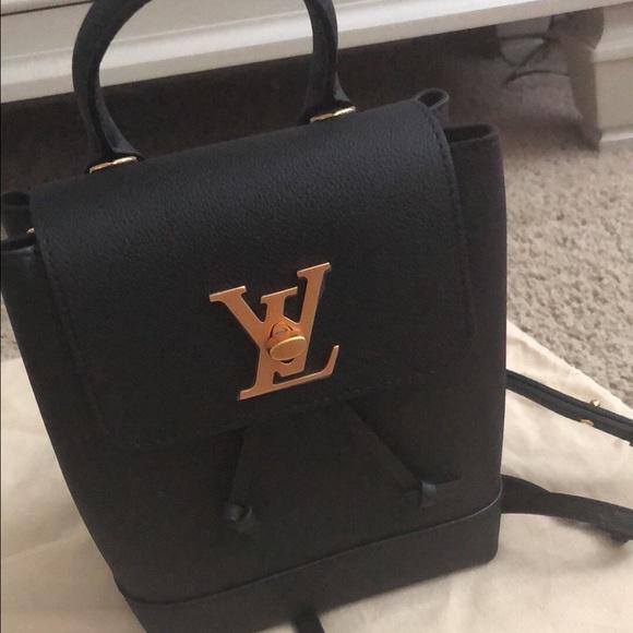 Louis Vuitton Lockme Mini Backpack cbecca6d07fe2